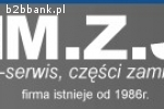 Maglownica BMW