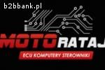 Sterownik ECU dla silnika Moto Rataj